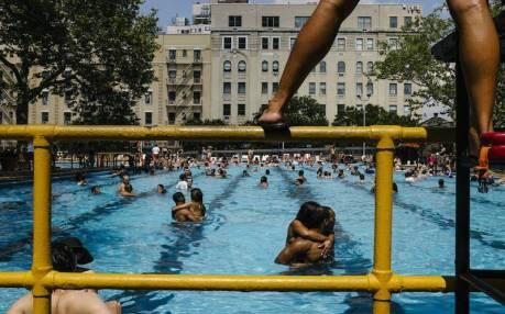 Manhattan's Little-Known Swimming Oasis